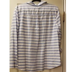 Old Navy Tops - Long sleeve striped button down